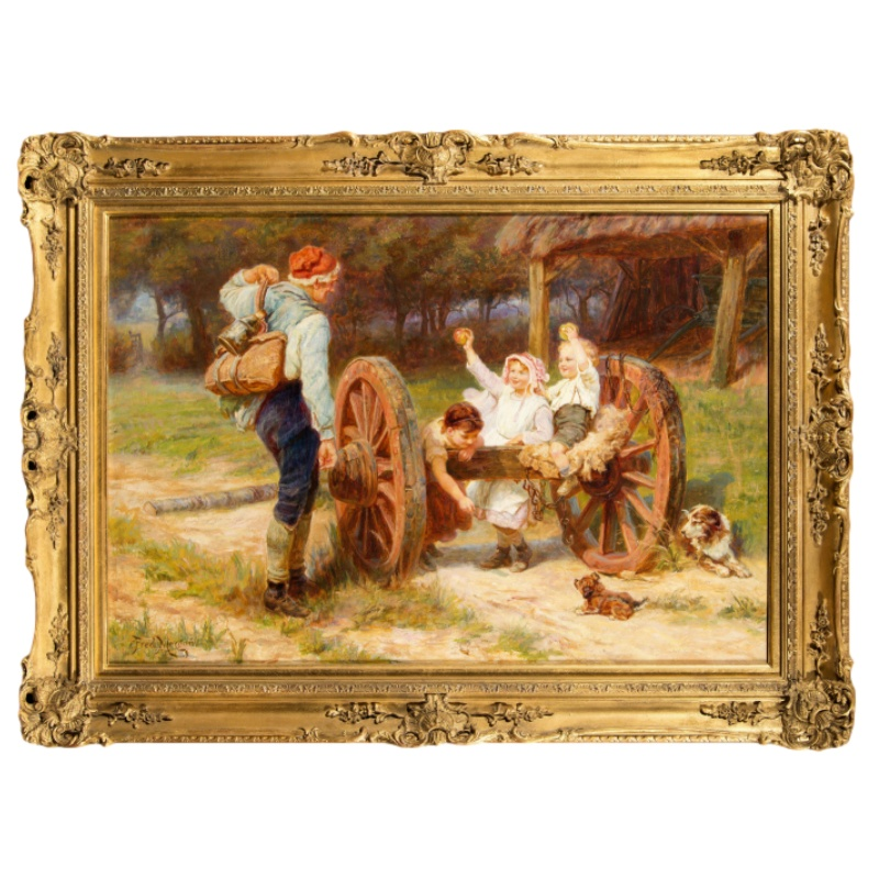 Apple Time by Frederick Morgan